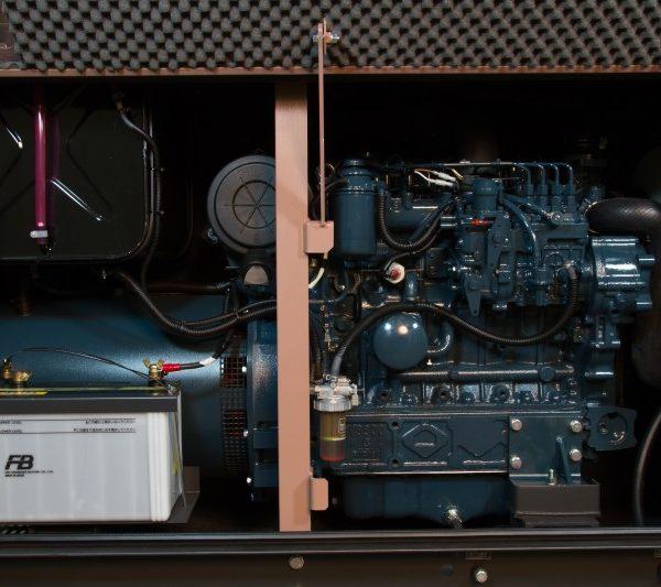 Дизельный генератор TOYO TG-47TBS11