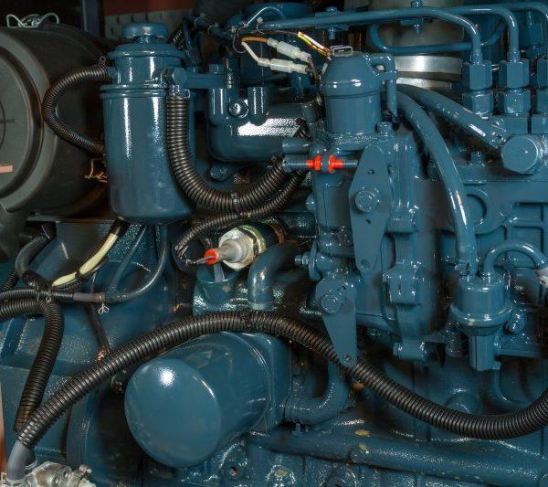 Дизельный генератор TOYO TG-47TBS14