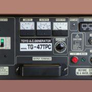 Дизельный генератор TOYO TG-47TPC02