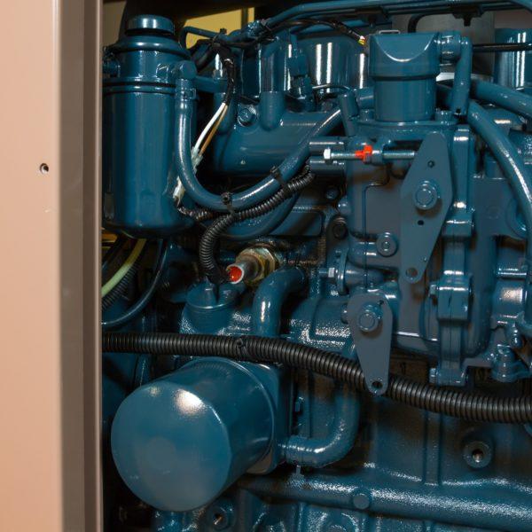 Дизельный генератор TOYO TG-47TPC07