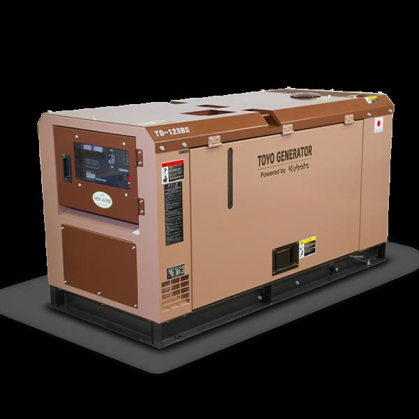 TOYO TG-12SBS Дизельный генератор