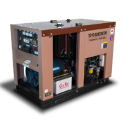 TOYO TG-12SPC дизельный генератор
